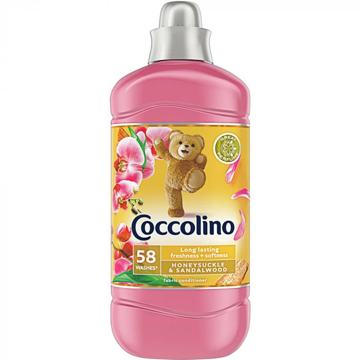 Coccolino Balsam de rufe Honeysuckle,1.45L [0]