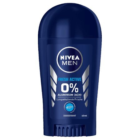 Nivea Stick Men Fresh Active 40ml 0