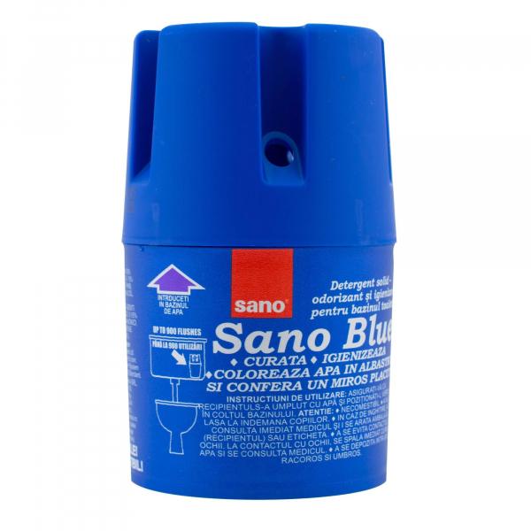 Odorizant bazin Sano Bon Blue,150 g 0