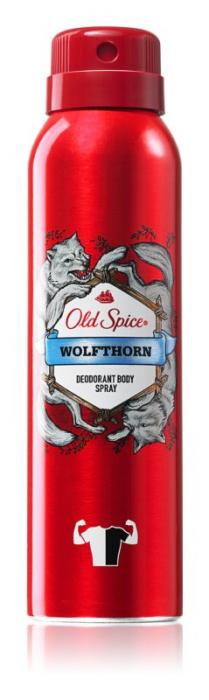 Old Spice Deo Spray Wolfthorn 150ml [0]