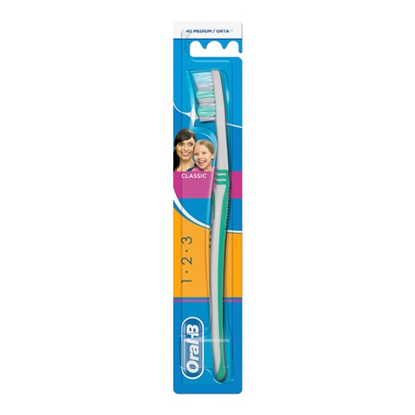Oral B Periuta De Dinti Shiny Clean 40med [0]