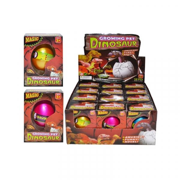 Ou cu dinozaur, creste de 6 ori, 1 buc/cutie 0