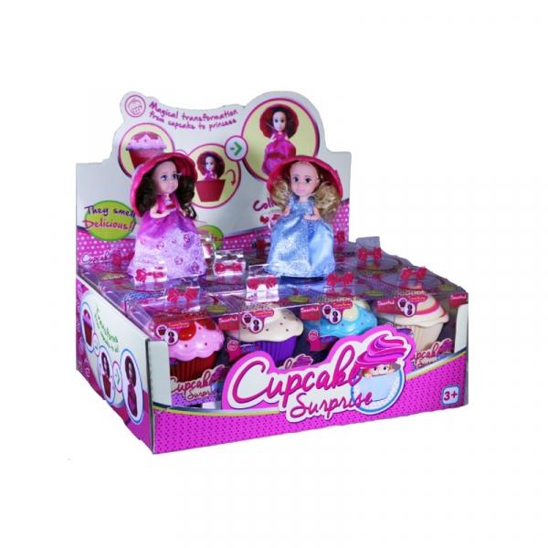 Papusica Briosa Cupcake Surprise Haschel 5