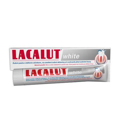 Pasta de dinti Lacalut White, 75ml 0
