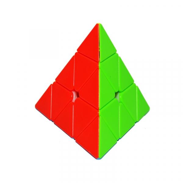 Piramida magica, tip Rubik 0