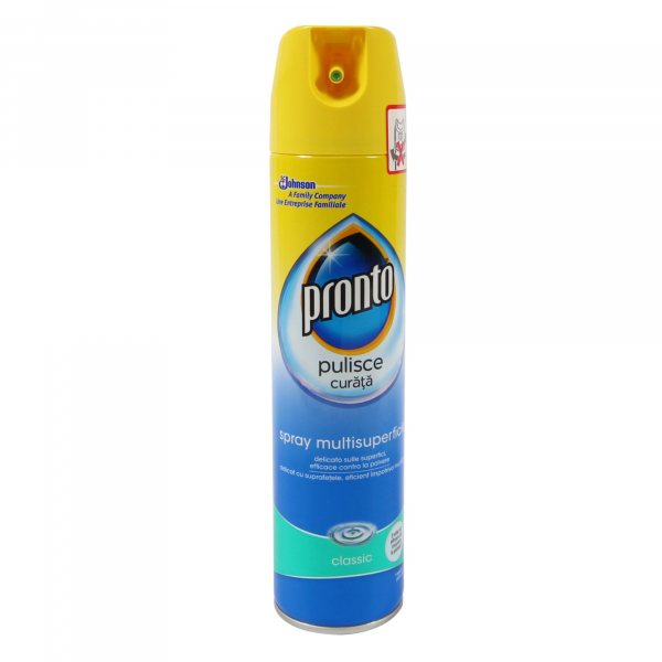 Pronto Spray Multisuprafete, 300ml 0