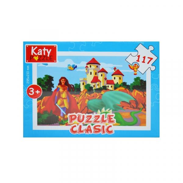 Puzzle 117 piese Katy 0