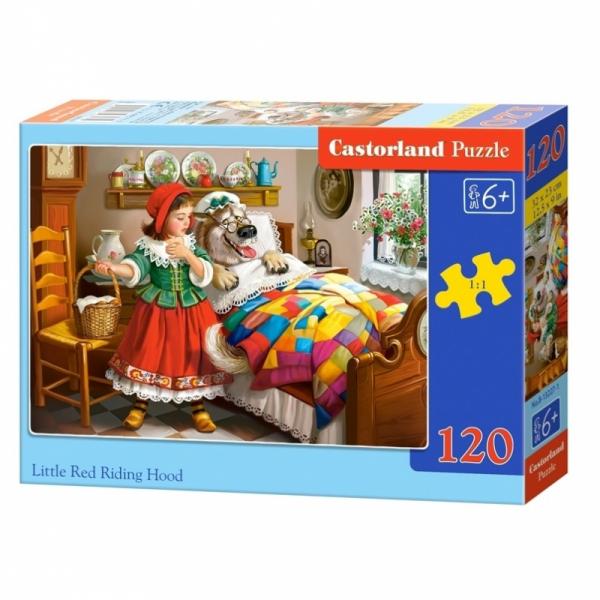 Puzzle 120 Pcs - Castorland 0