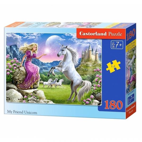 Puzzle 180 Pcs - Castorland 0