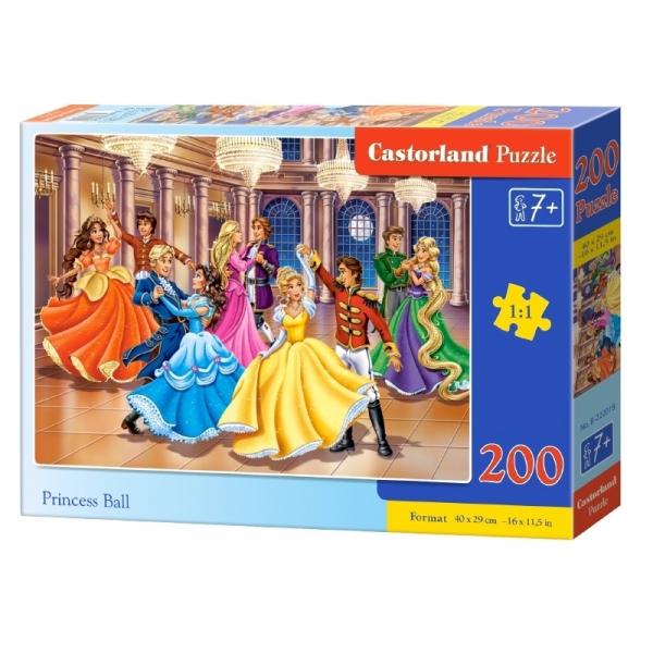 Puzzle 200 piese premium - Castorland 0
