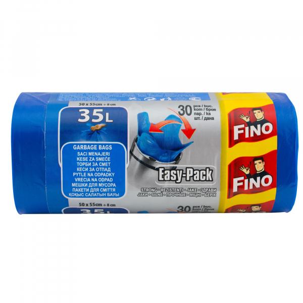 Fino Easy Saci Menaj 35l, 30Bucati/Rola 0
