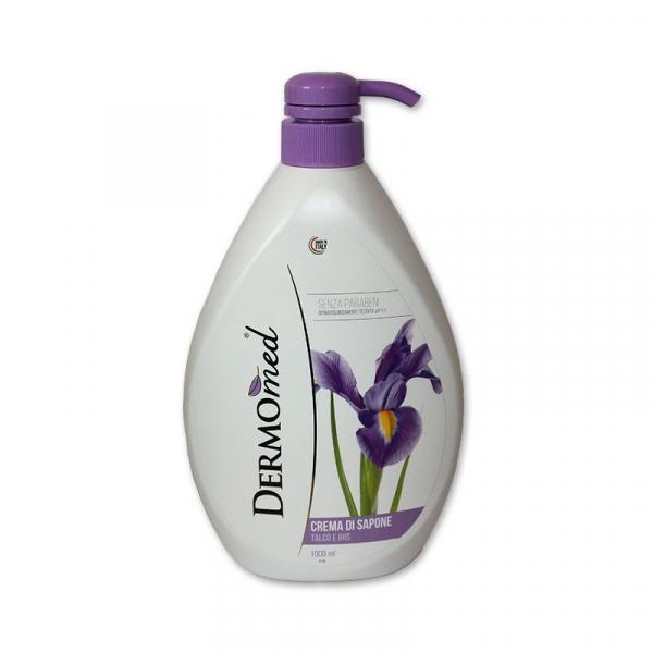 Sapun Lichid Dermomed Talc & Iris 1 l 0
