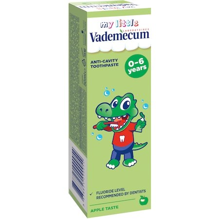 Vademecum Pasta De Dinti Mar 1-6 Ani 50ml [0]
