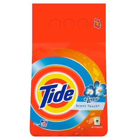 Tide 2in1 Detergent De Rufe 2kg, 20 Spalari 0