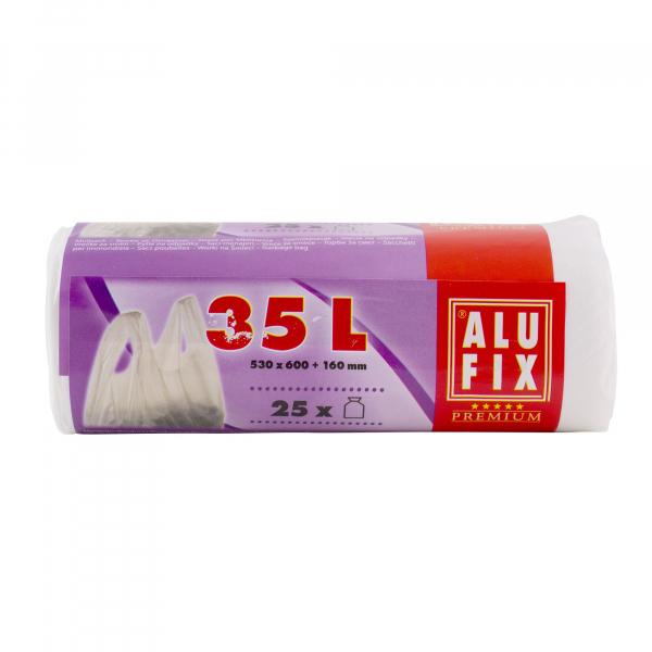 Alufix Saci Menaj+Maner 35l, 25 Bucati 0