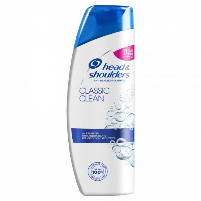 H&S Sampon Classic Clean 200ml [0]