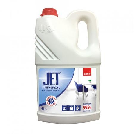 Sano Jet Dezinfectant 4L 0