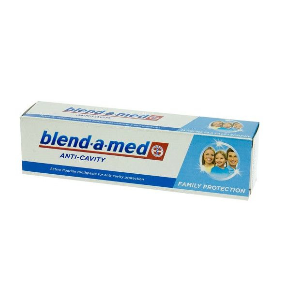 Blend-A-Med Anticavity Family 100ml 0