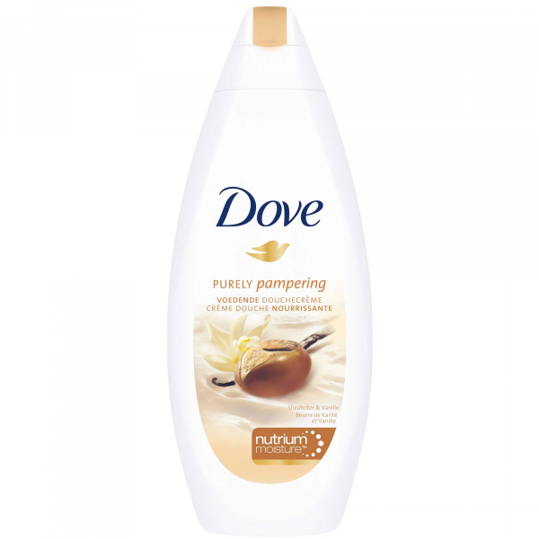 Gel de dus DOVE 700 ml - unt de shea si vanilie [0]