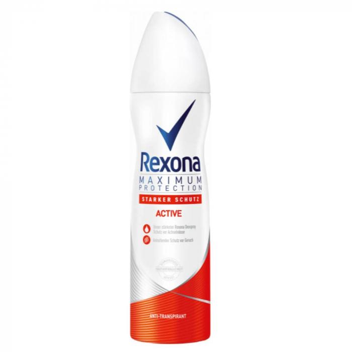 Rexona Deo Maximum Pr. Active 150ml 0