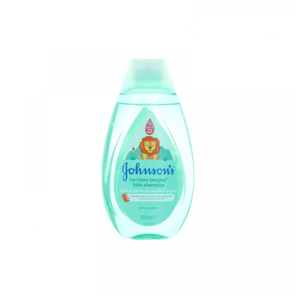 Sampon Johnsons Baby Fara Par Incurcat 300ml 0