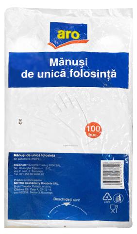 ARO MANUSI UNICA FOLOSINTA 100BUC [0]