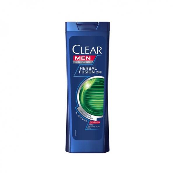 Clear Sampon Men Fusion400ml 0