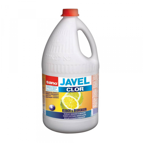 Sano Clor Javel 4l 0