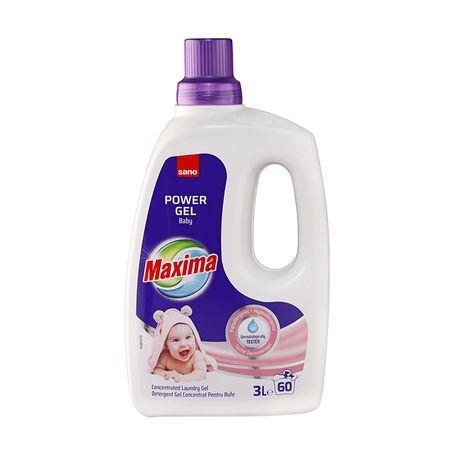 Sano Maxima Detergent Gel Baby 3l 0