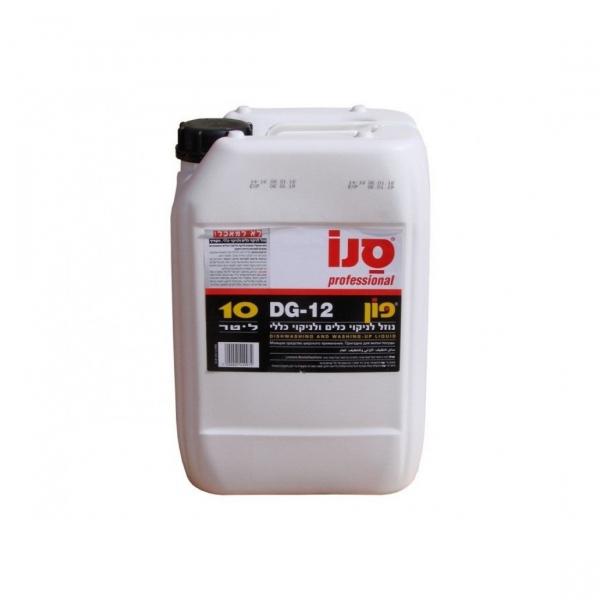 Sano Pon Dg12 Detergent Uz Casnic Si Auto 10l 0