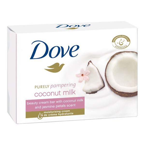 Sapun Dove Coconut Milk 100g 0