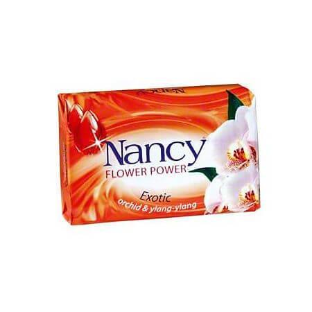 Nancy Sapun Solid Orhidee 60g 0