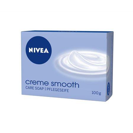 Sapun Nivea Solid Creme Smooth 100g 0