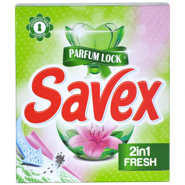 Savex Parfume 2in1 Fresh 300g 0
