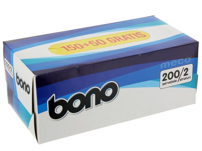 Bono Servetele Cutie 150+50 buc [0]