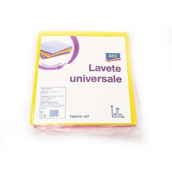 Set Lavete Universale Aro, 9 Bucati 0