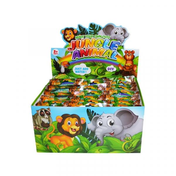 Set pentru creat figurina - animal jungla 4