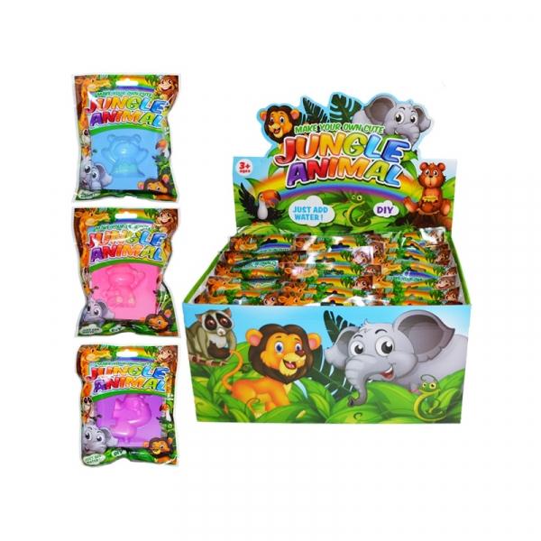 Set pentru creat figurina - animal jungla 0