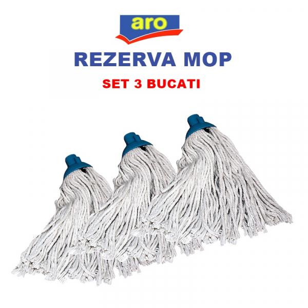 Set Rezerva Mop Aro, 3Buc., 250g 0