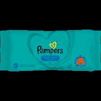 Pampers Servetele Fresh Clean 52 Buc [0]
