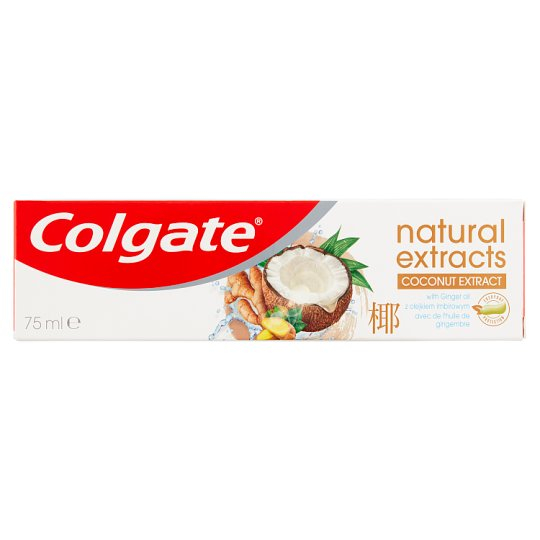 Colgate Natural Extracts Gimbir&Cocos 75ml 0