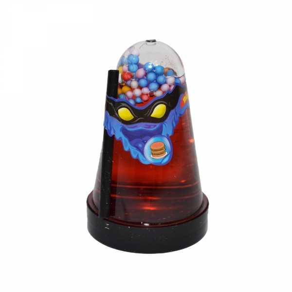 Slime cu granule, 70 ml, Ninja 1