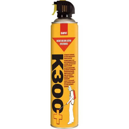 Spray insecticid cu aerosol Sano K300, 630ml 0