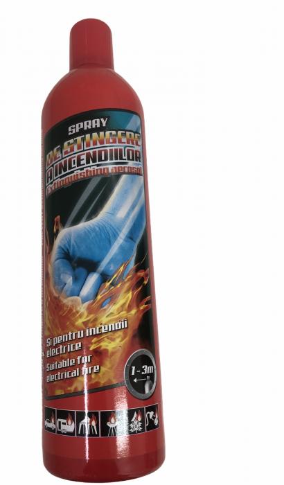 Stingator Incendiu Prevent 600 ml 0