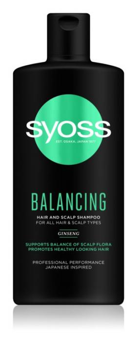 Syoss Sampon Balancing 500ml [0]