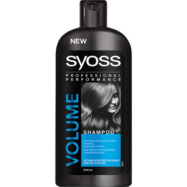 Syoss Sampon Volume 500ml 0