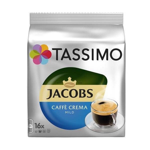 Tassimo Jacobs Crema Mild 16 Caps [0]