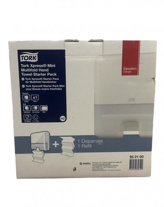 Tork Dispenser prosoape hartie H2 952100 [0]