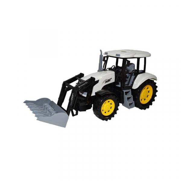 Tractor cu incarcator 0