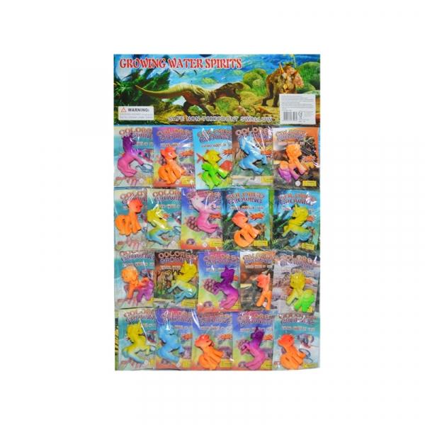 Unicorni, cresc de 6x, 20 buc/blister 0